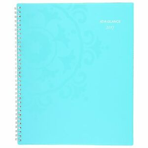 At a glance Weekly Monthly Planner Appointment Book 2017 8 1 2 X 11