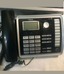 Rca Visys 2 Line Phone 25214 Business Office Phone