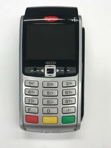 Refurb Ingenico Iwl 250 255 3g Gprs Wireless Credit Card Terminal as Is