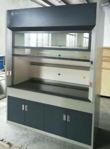 Laboratory Fume Hood Chemical Hood Brand New With Axial Blower
