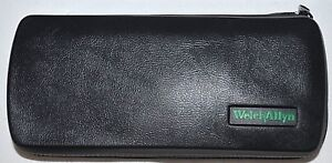 05258 Welch Allyn Leather Case For Panoptic Ophthalmoscope Otoscope