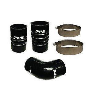Ppe Silicone Hose Clamp Kit For 06 10 Gm 6 6l Lbz Lmm Duramax Diesel 115910610