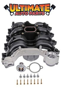 Intake Manifold W gaskets Hardware 4 6l V8 Sohc For 96 98 Ford Mustang
