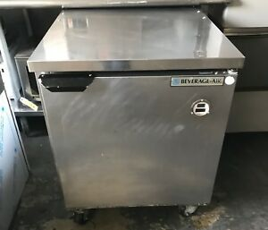 Beverage Air Commercial 27 Ss Refrigerated Cooler