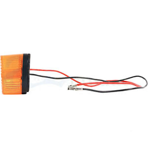 Ar60250 Led Amber Light Flasher Fits John Deere 2955 4430 4440 4455