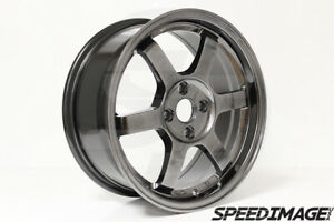 Rota Grid Wheels 16x7 40 4x100 67 1 Hb Hyperblack Civic Crx Integra