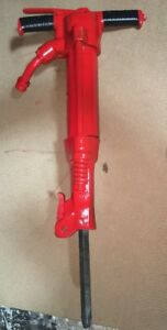 Pneumatic Ingersoll Rand Jack Hammer 3ky38 Amp 31193 With Bit