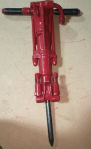 Pneumatic Ingersoll Rand Jack Hammer 1030a With Bit