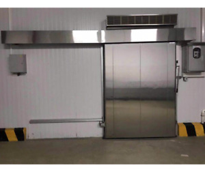 60 w X 80 d X 10 h Walk in Cooler Bakery Bar Restaurant Equipment Mortuary Game