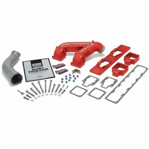 Banks 42710 Twin Ram Intake Manifold System Kit 94 98 Dodge Cummins 5 9l Diesel