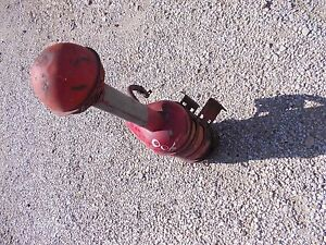 Farmall 400 Gas Tractor Engine Motor Oil Bath Precleaner Assembly
