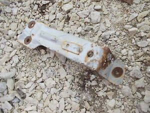 Ford 8n 9n Tractor Rear Light Mount Brace Bracket To Fender Bracket