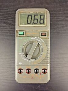 Blue Point Eedm503a Multimeter Works Great