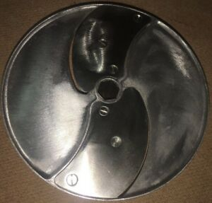 Commercial Robot Coupe Part Disc C446 Es 3 Slicing Plate Our 1