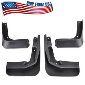 Mudguards Mud Flaps Splash Guards Fender Molded Fit For Ford Fusion 2013 2017
