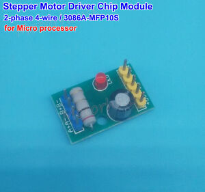 Dc 5v 2 phase 4 wire Micro Stepper Motor Driver Control Chip Module For Arduino