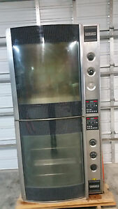 Hobart Hr7 Rotisserie Double Stack 208v 1 Phase Tested No Spits Only One Wheel
