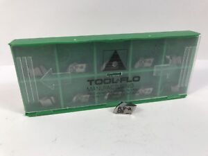 Tool flo Fltf 2l New Carbide Inserts Grade C25 11pcs As