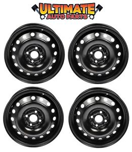 Steel Wheel Rim 15 Inch Wheels set Of 4 For 12 16 Toyota Prius C
