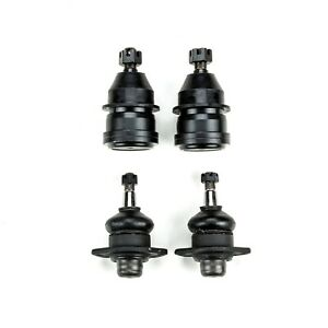 Upper And Lower Ball Joint Set Fits 1975 1979 Chevrolet Chevy Ii Nova