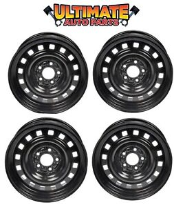 Steel Wheel Rim 16 Inch Wheels Set Of 4 For 98 02 Ford Crown Vic Victoria