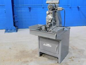 Sunnen Mbb1650 Horizontal Metal Honing Grinding Finishing Machine 6 5 Max Cap