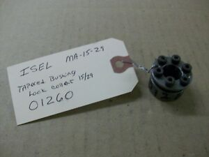 Isel Ma 15 29 Tapered Bushing Lock Collar 15 39