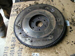 Oliver 70 Rowcrop Tractor Oliver Engine Flywheel Ring Gear
