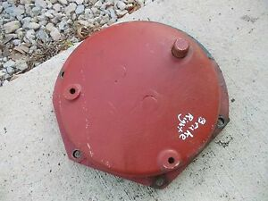 Oliver 70 Rowcrop Tractor Right Brake Band Assembly Cover Mount