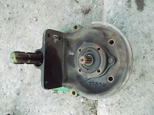 Oliver 66 Rowcrop Tractor Original Power Take Off Pto Drive Housing Holder