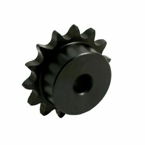 25b14h sb Type B Stock Bore Sprocket For 25 Roller Chain 14 Tooth