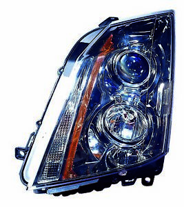 Nsf Driver Left Headlight For 2008 2014 Cadillac Cts ctsv