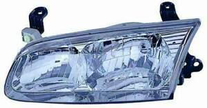For 2000 2001 Toyota Camry Headlight Headlamp Driver Side