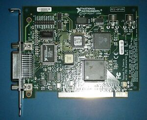 Ni Pci gpib Analyzer And Controller 183617g 02 National Instruments tested