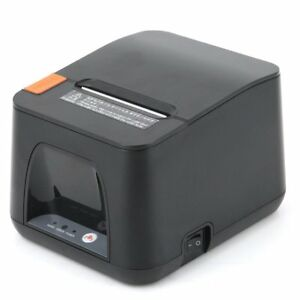 Usb Port 80mm Pos Dot Receipt Barcode Thermal Printer 300mm second Printing Pe