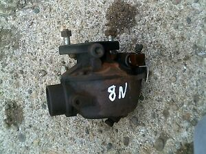 Ford 8n Tractor Marvel Schebler Carburetor