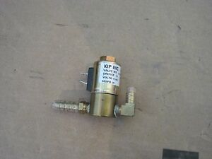 Thermo Forma Reach in Co2 Incubator Model 3950 Solenoid Valve Lot P339