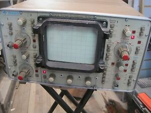 Vintage Gould Digital Storage Oscilloscope Os4100 Lot N445