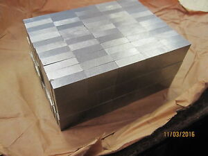 180 Alnico5 Magnets Square Rectangle Bars 0 63 X 0 240 X 0 785