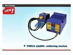 Yihua 939bd Lead Free Soldering Station