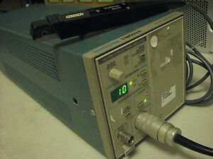 Tektronix Current Probe System Tm502a Am503b A6302