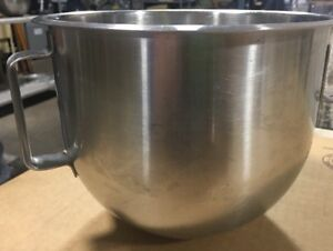 Hobart 5 Qt Commercial Stainless Steel Mixer Bowl