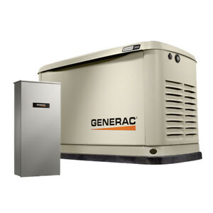 Generac 7039 Home Standby Generator 20 18kw Guardian 200a Auto Transfer Sw New