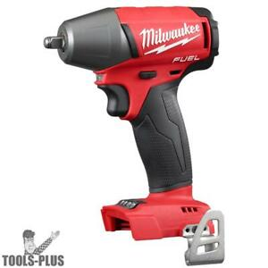 Milwaukee 2754 20 M18 Gen 2 Fuel 3 8 Impact W Friction Ring tool Only New