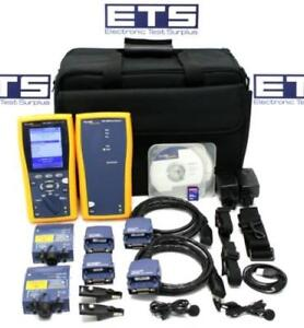 Fluke Dtx 1800 Cable Analyzer Dtx mfm2 Mm Fiber Dtx 1800 m