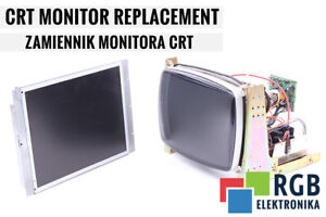 Replacement Monitor For Num Cnc 1060 230v Ac Lcd Monitor Id6646