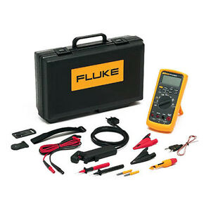 Fluke 88v a Automotive Multimeter Combo Kit