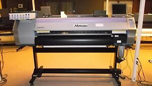 Mimaki Jv33 130 used 54 Wide Format Solvent Printer