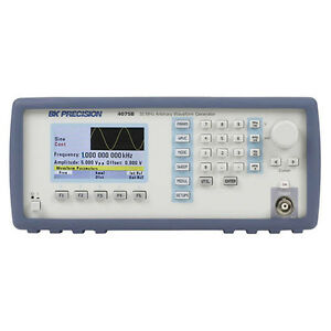 Bk Precision 4077b 80 Mhz Single Channel Function arbitrary Waveform Generator