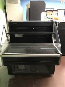 Structural Concepts Mp5348rss 49 Refrigerated Open Display Cooler Refurb
